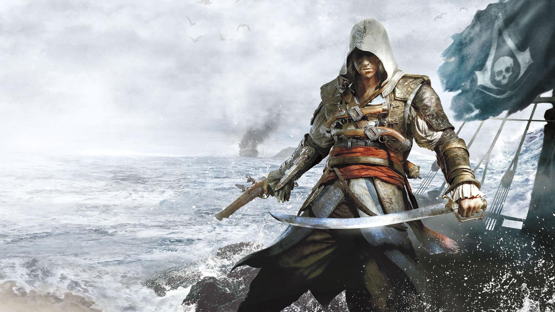 Assasins Creed Black Flag Wallpaper HD