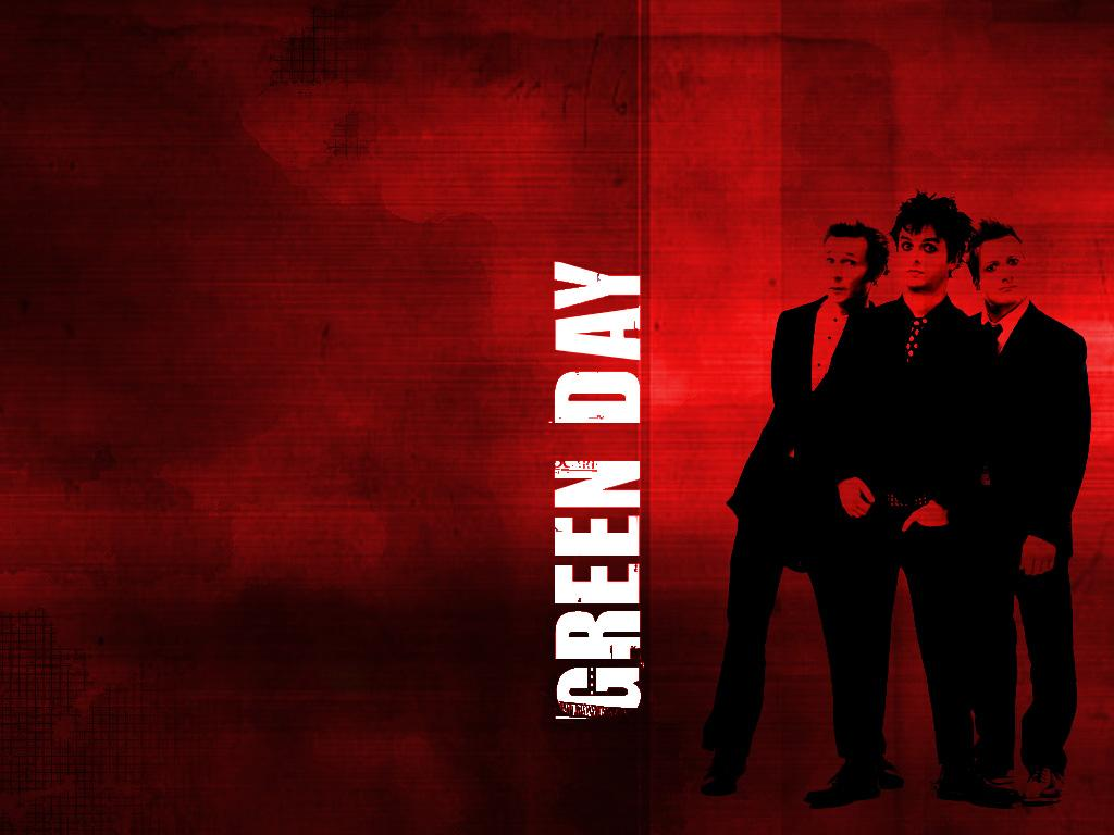 Awesome Green Day Wallpaper