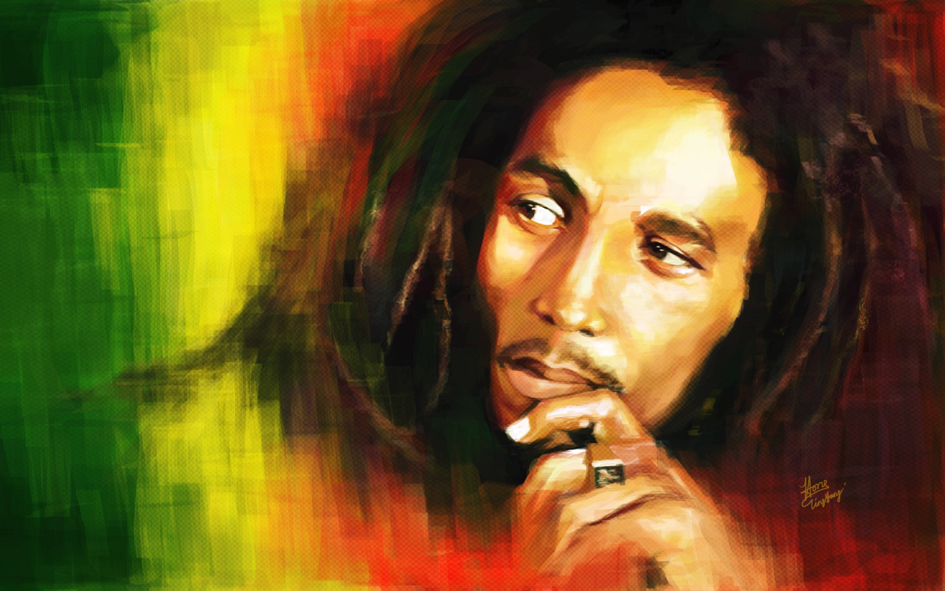 Best Bob Marley Wallpaper HD