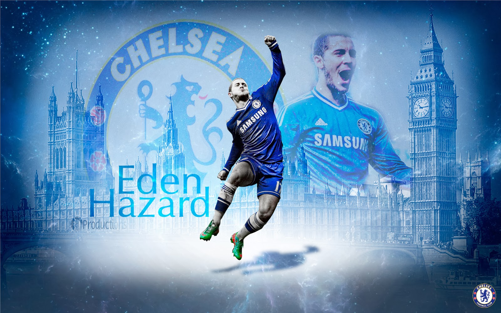 Best Eden hazard Wallpaper HD