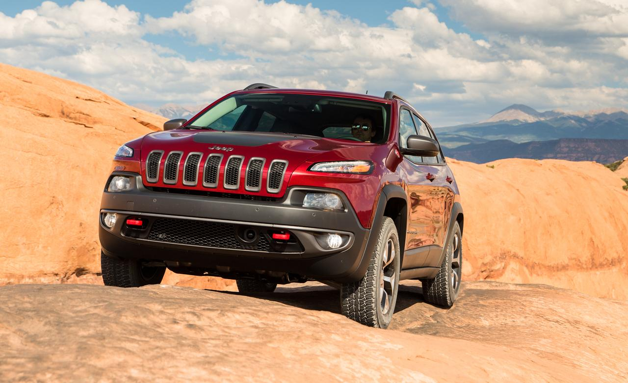 Best Jeep Cherokee 2014 Wallpaper