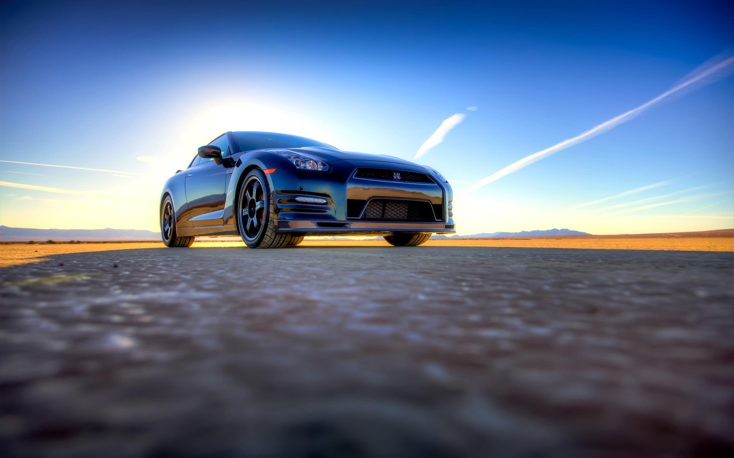 Best Nissan GTR 2014 Wallpaper