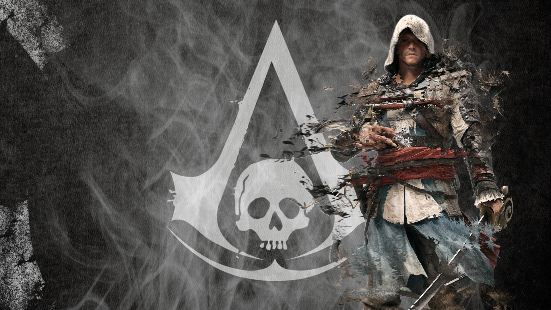 Black Flag Assasins Creed Wallpaper HD