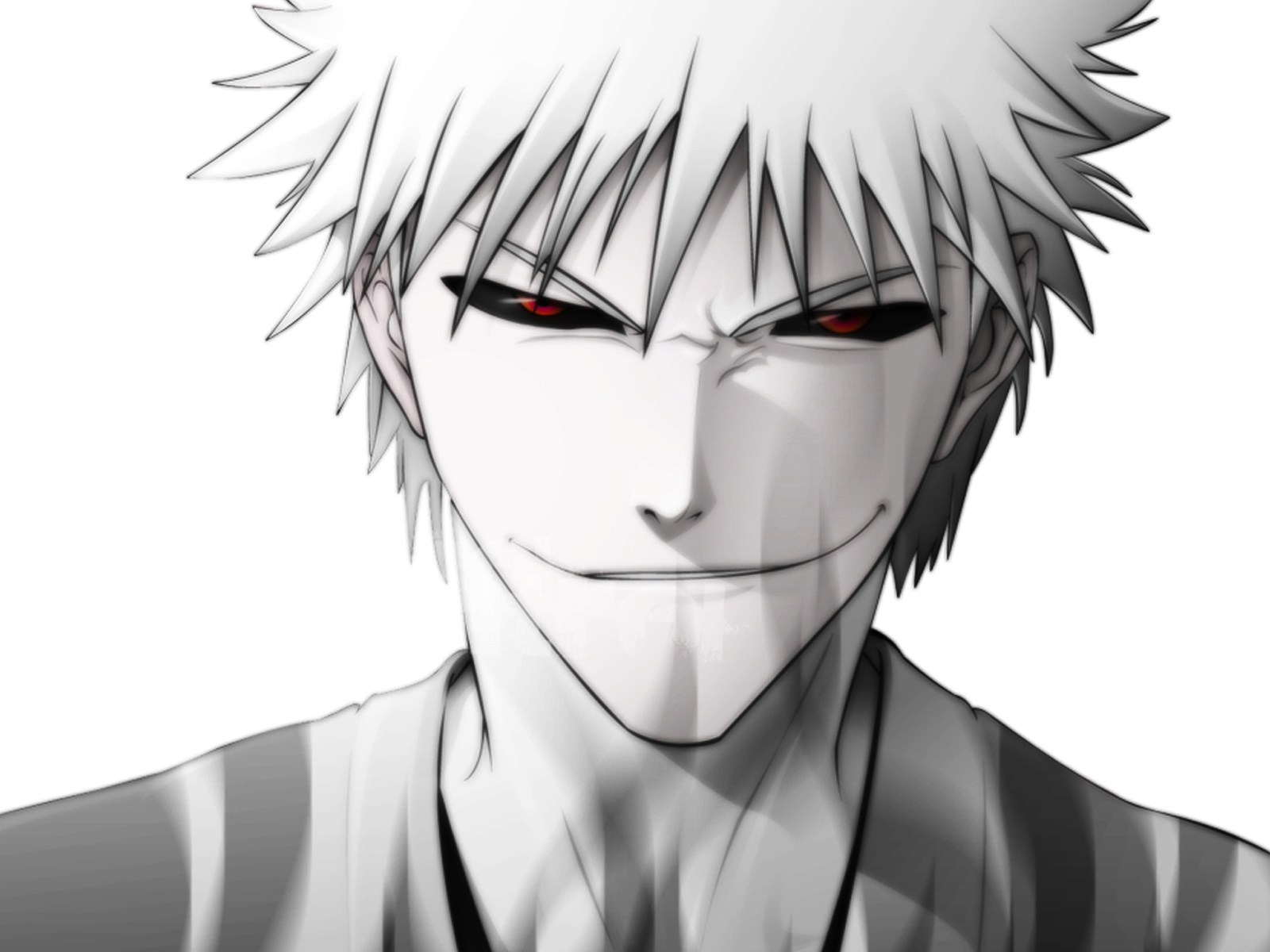 Black White Ichigo Wallpaper