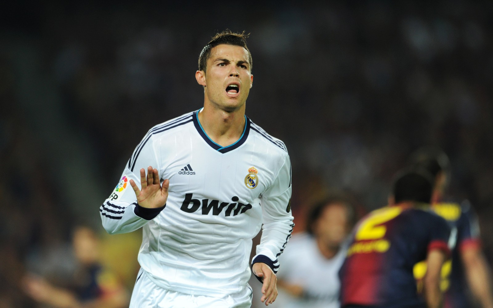 Ronaldo Best Football Player Wallpaper