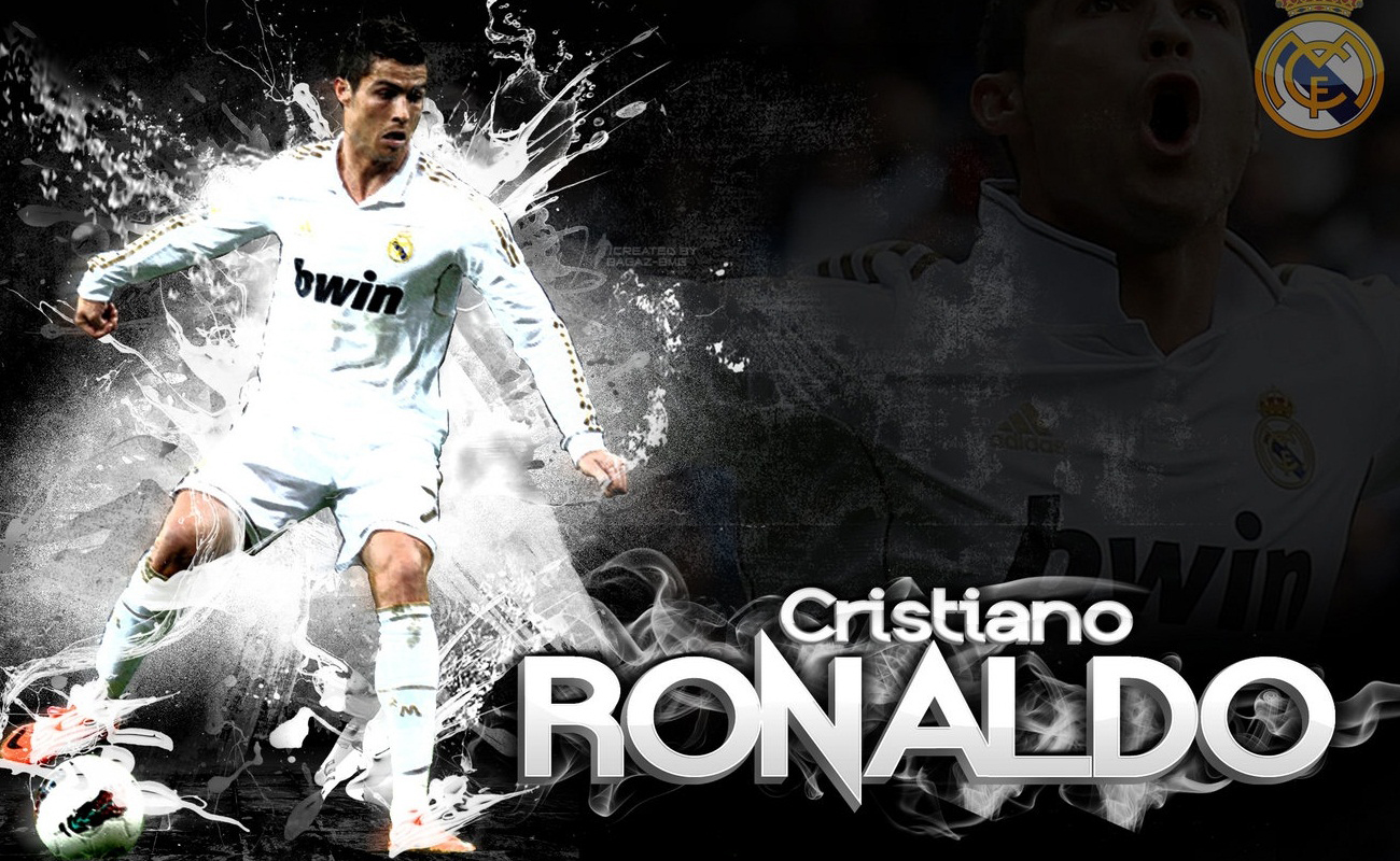 Ronaldo Best Player Wallpaper