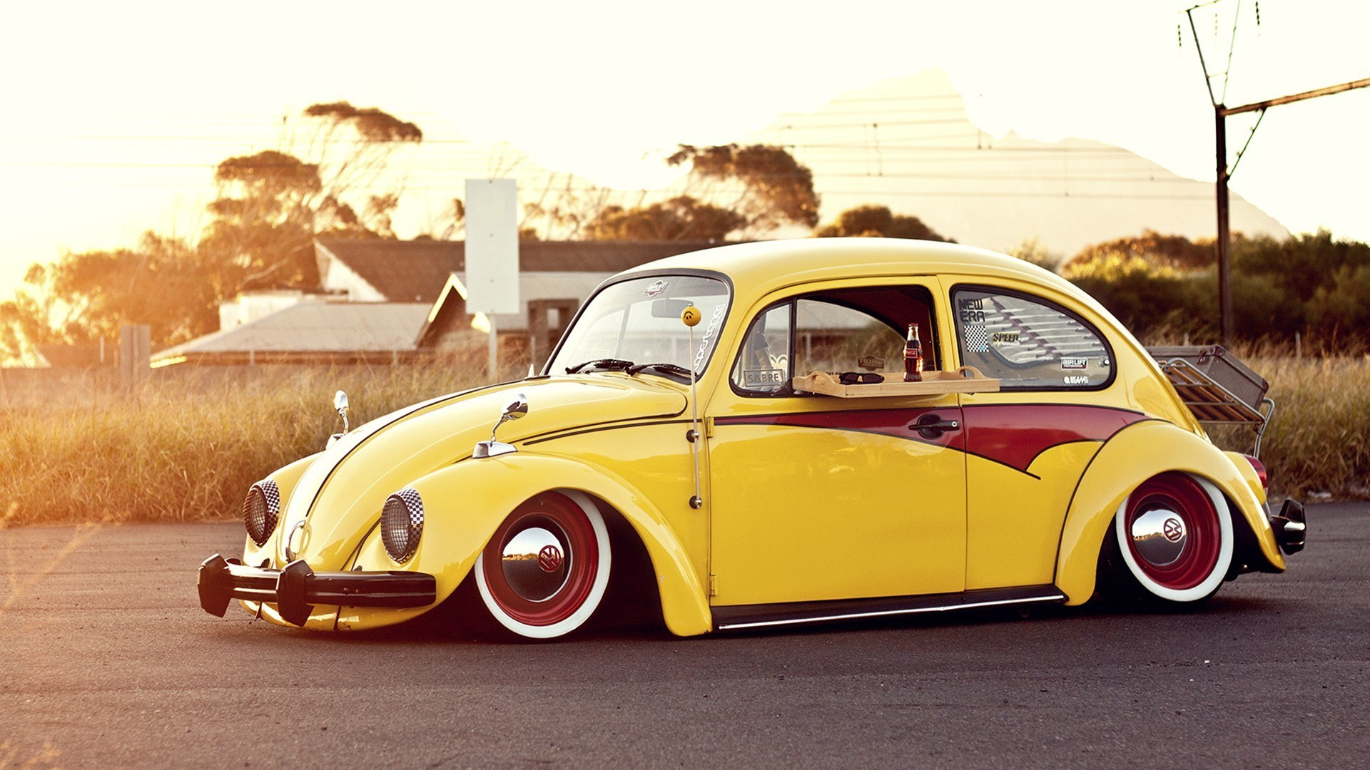 Best Volkswagen Beetle Wallpaper for iPhone