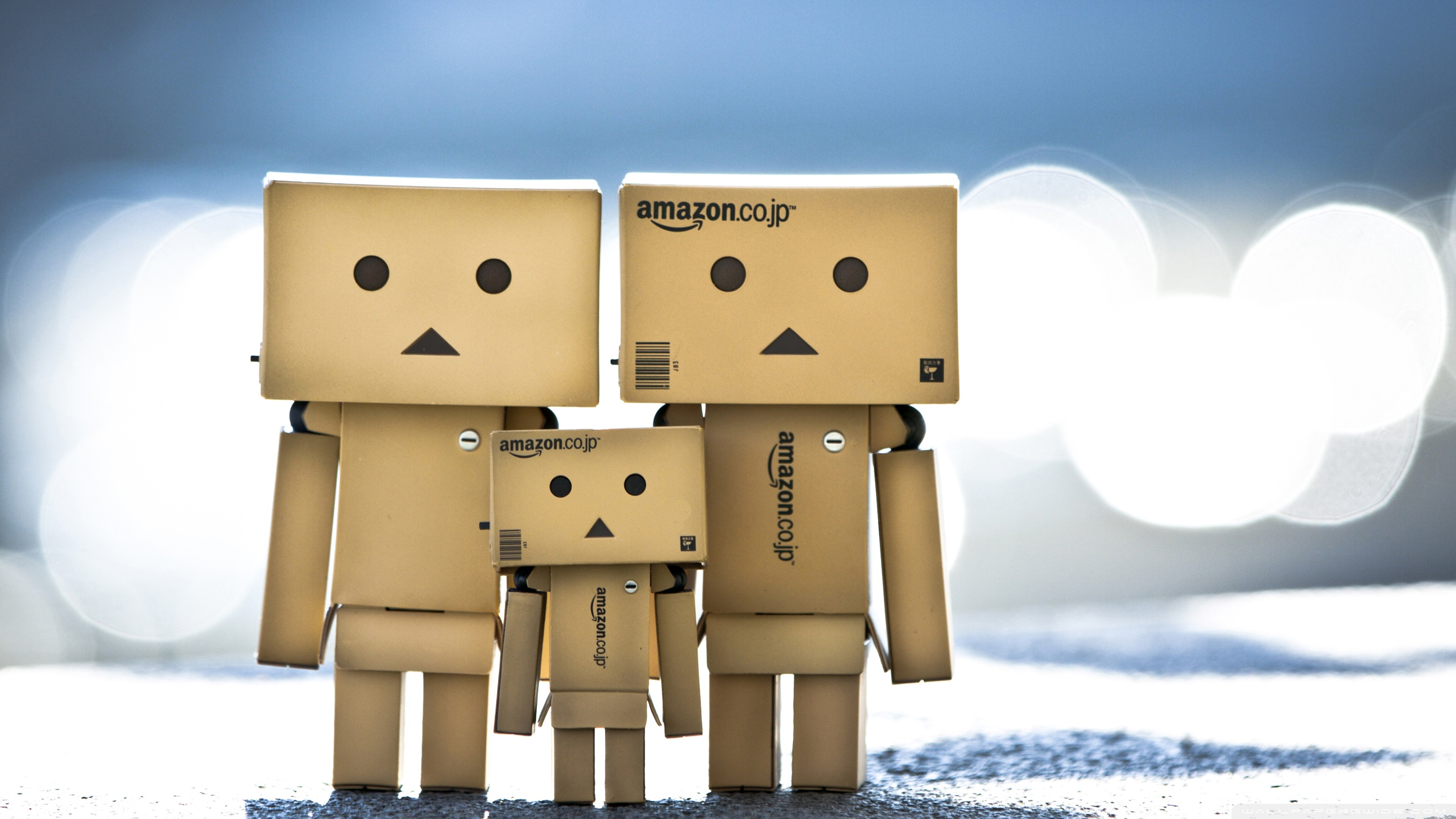 Family Danbo Wallpaper Free Download