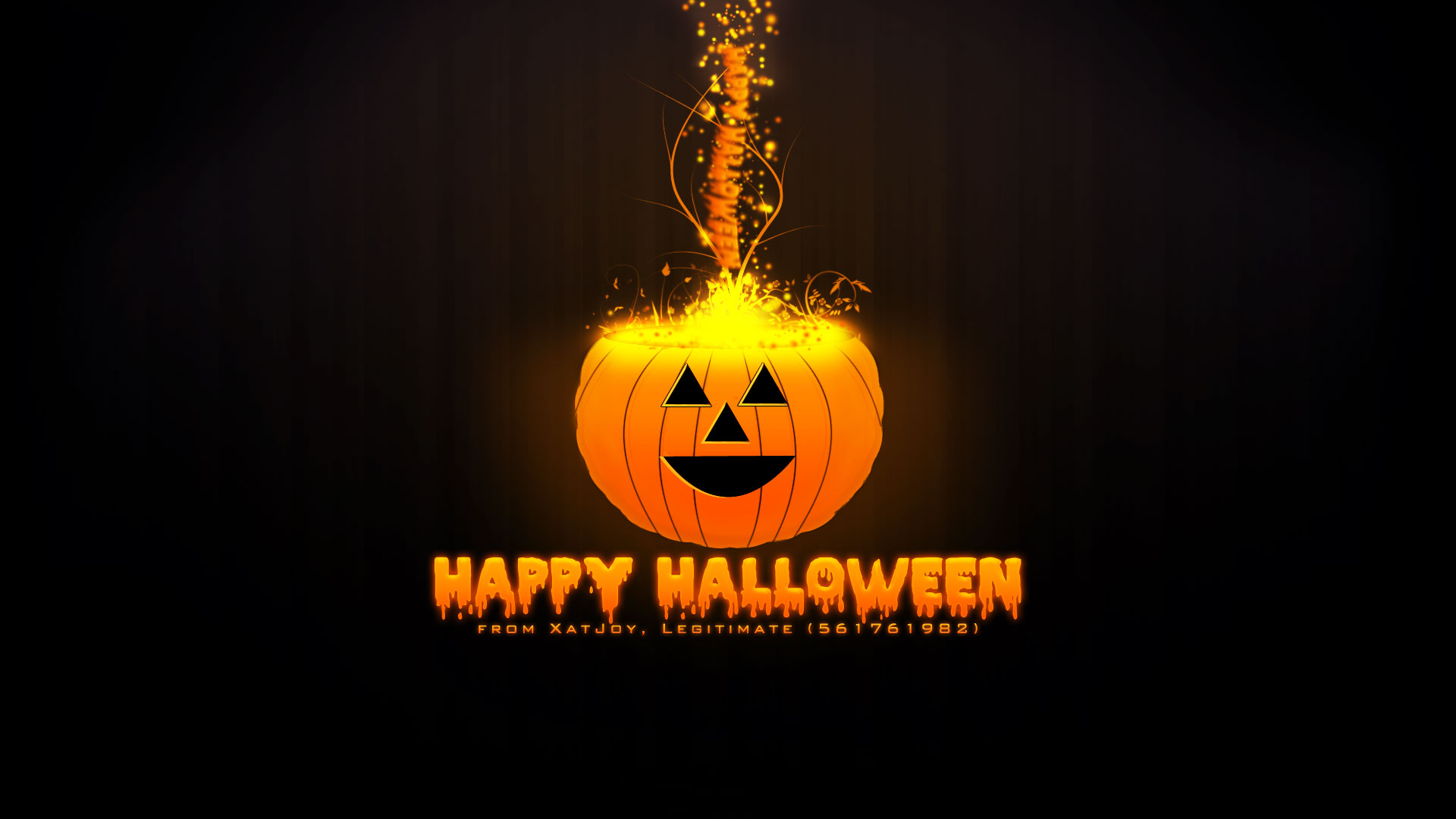 Happy Halloween Fun Image Wallpaper