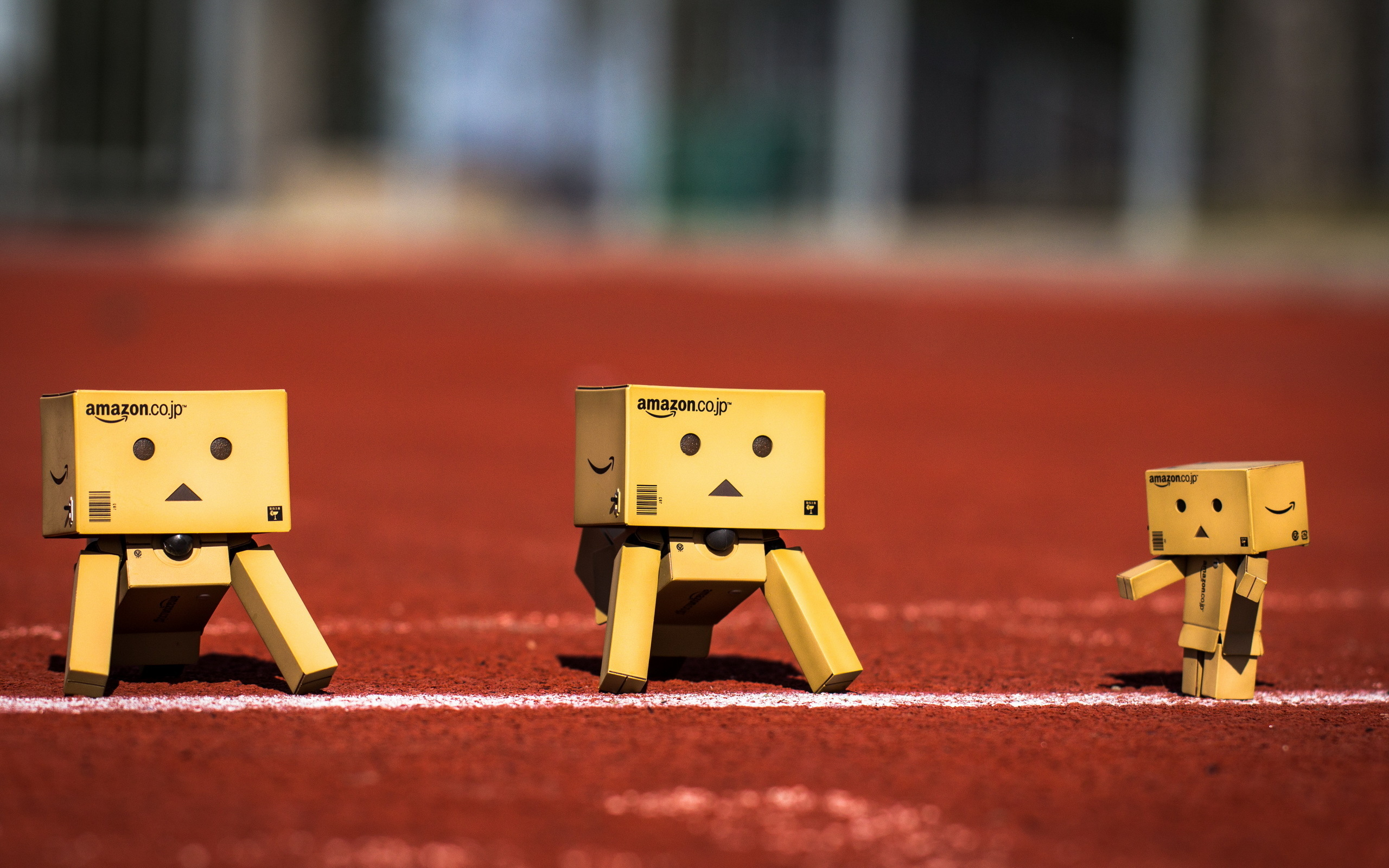 Ready To Run Danbo Wallpaper HD