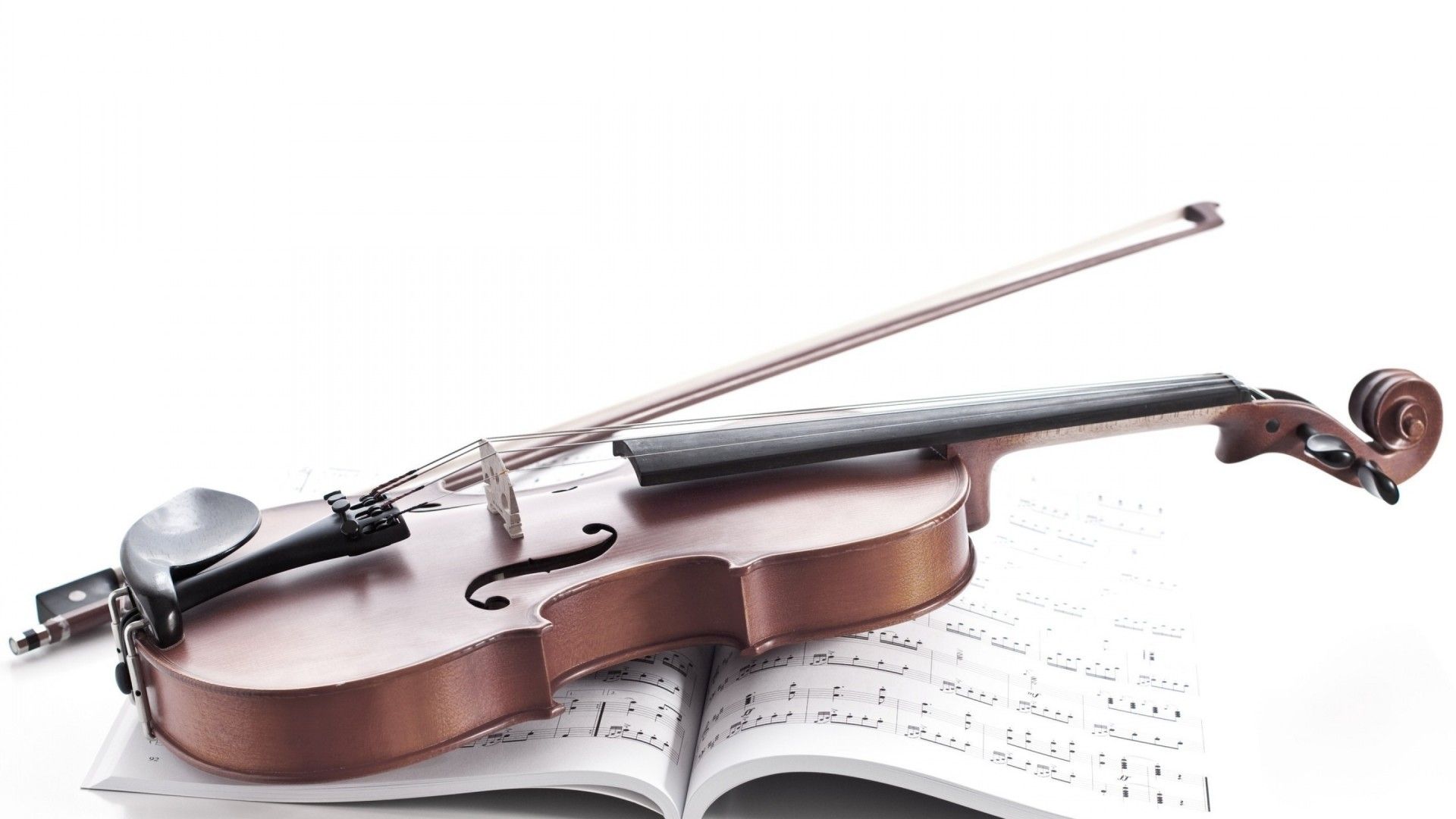 Violin Instrument Music Wallpaper HD