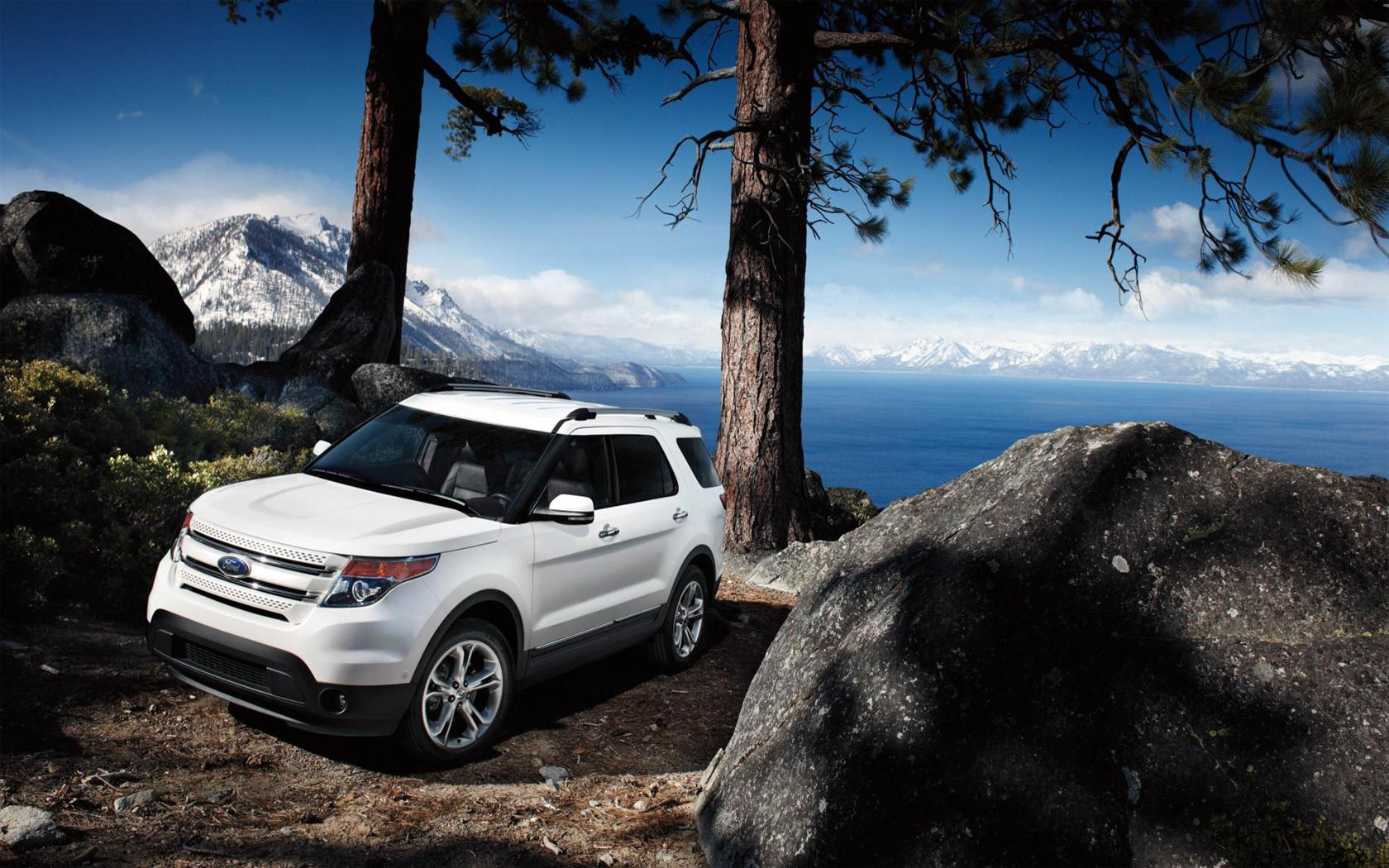Best Ford Explorer Wallpaper HD