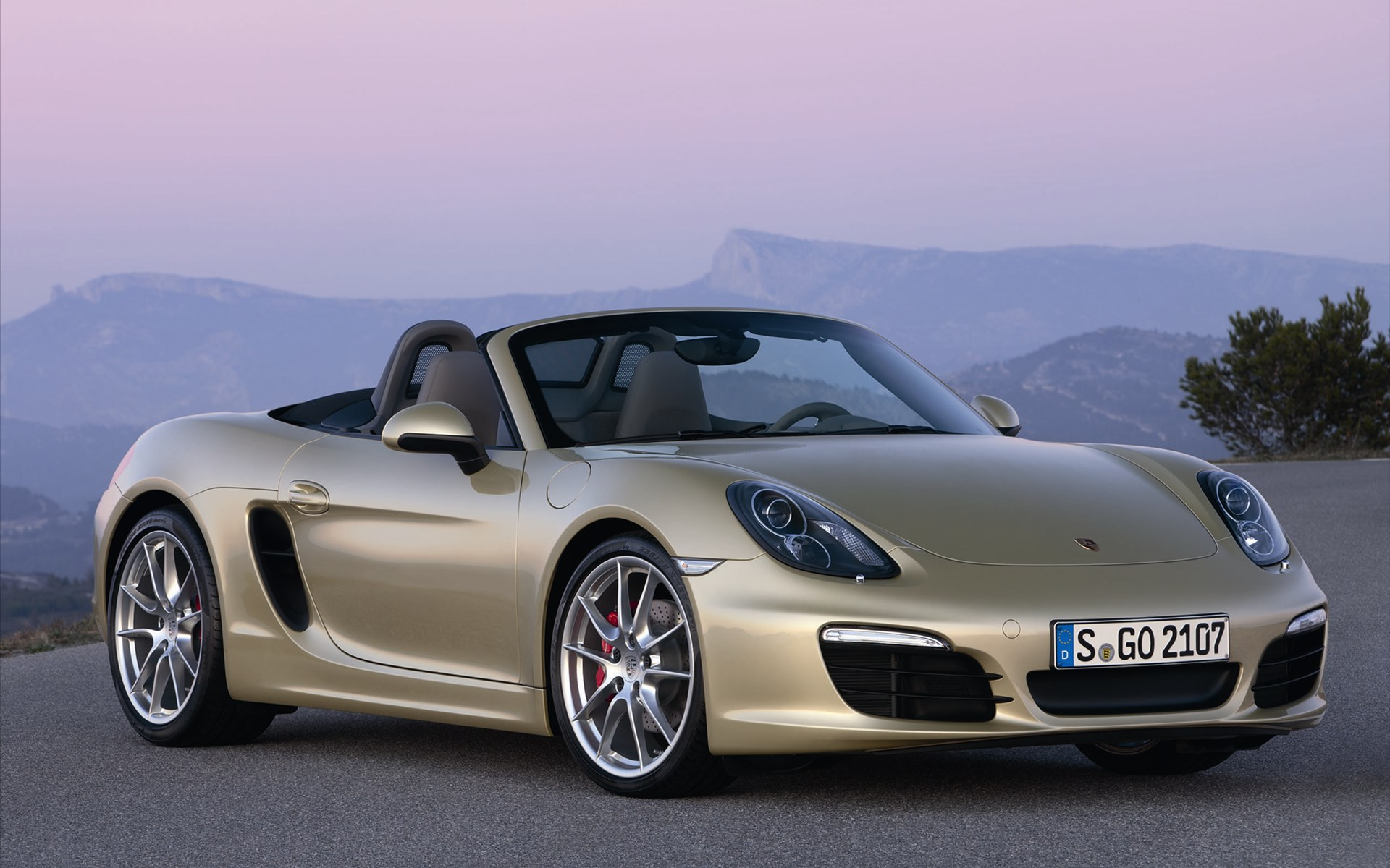 Best Porsche Boxster Wallpaper HD