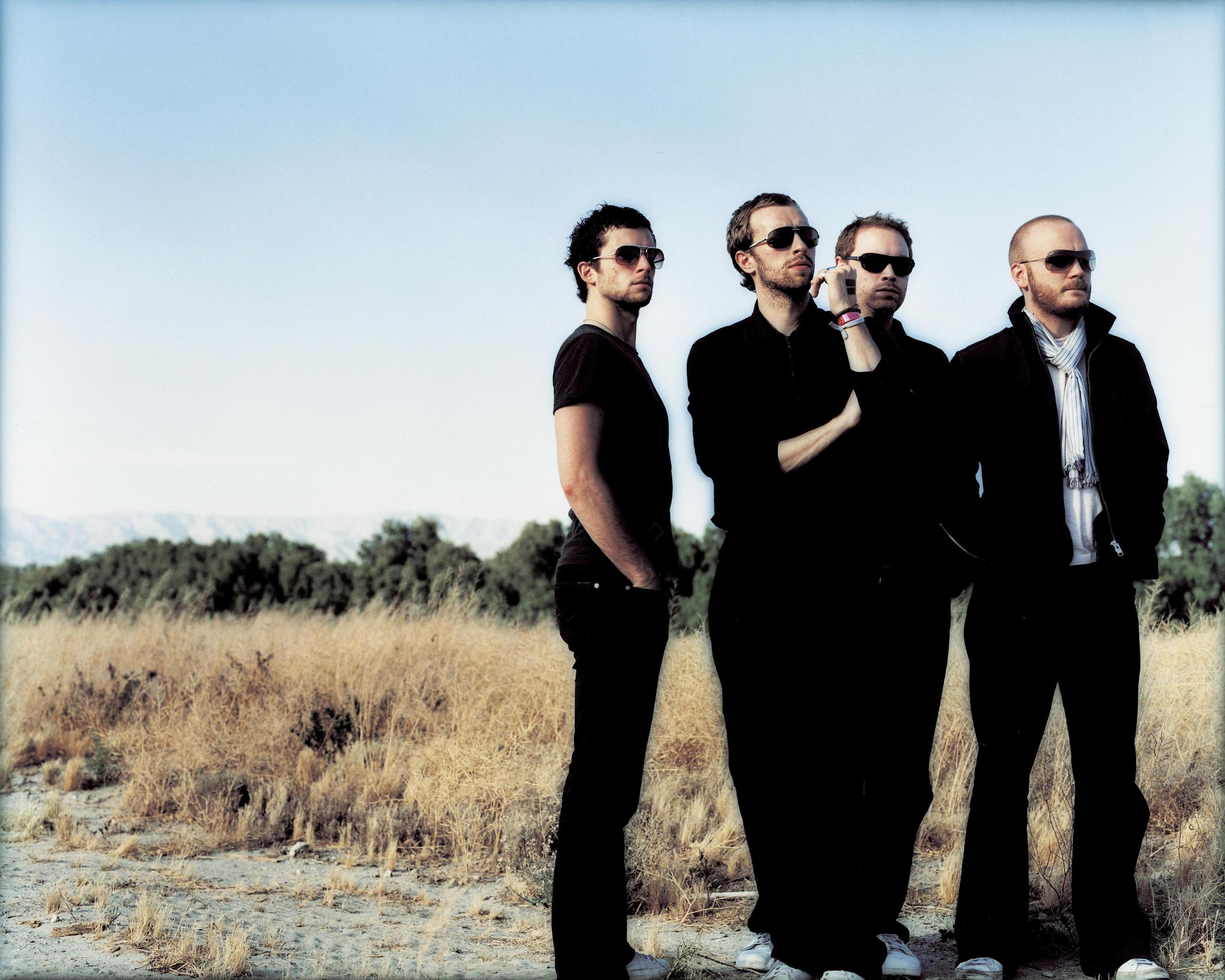Coldplay Band Music Wallpaper Image