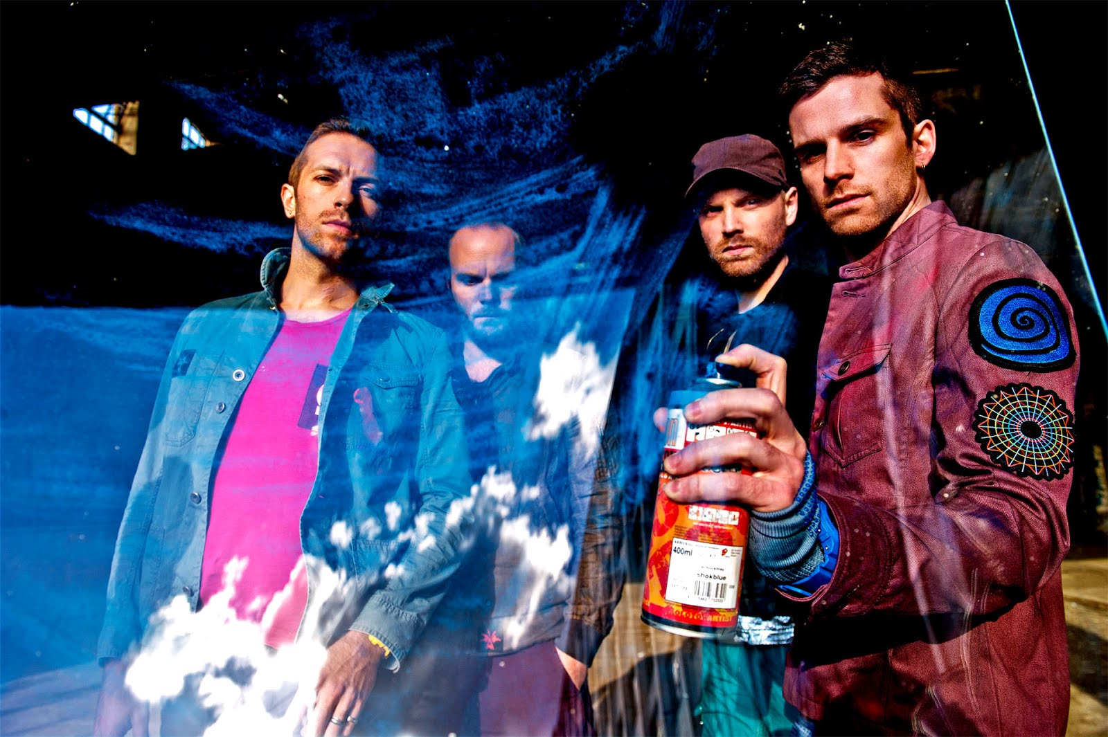 Coldplay Band Wallpaper