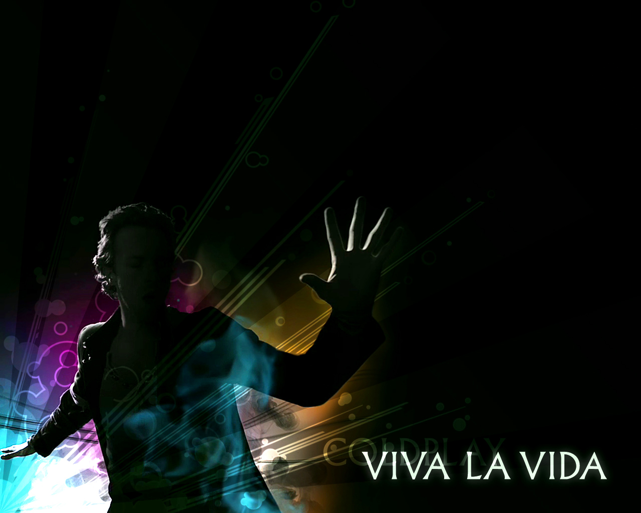 Viva La Vida Coldplay Wallpaper