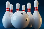 3D Bowling Ball Wallpaper Desktop