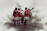 Arsenal Celebration Goals Wallpaper Wide