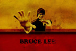 Bruce Lee Best Kung Fu Actor Wallpaper