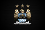 Manchester City Dark Wallpaper HD