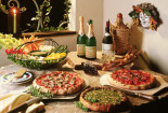 Pizza Nice Dinner Wallpaper Food