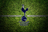 Tottenham Hotspur Grass Background Wallpaper