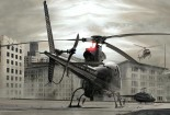 Awesome Helicopter Wallpaper PC