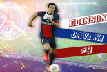 Cavani Paris Saint Germain Fc Wallpaper Desktop