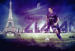 Ibrahimovic Paris Saint Germain Fc Wallpaper
