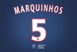 Marquinhos Paris Saint Germain Wallpaper Football