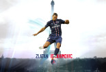 Zlatan Ibrahimovic PSG 2015 Wallpaper HQ