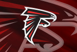 Atlanta Falcons NFL Logo Wallpaper