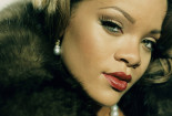 Rihanna Eyes Face Photos Wallpaper Celebrity