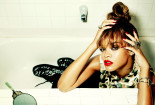 Rihanna Photo Consep Wallpaper Widescreen