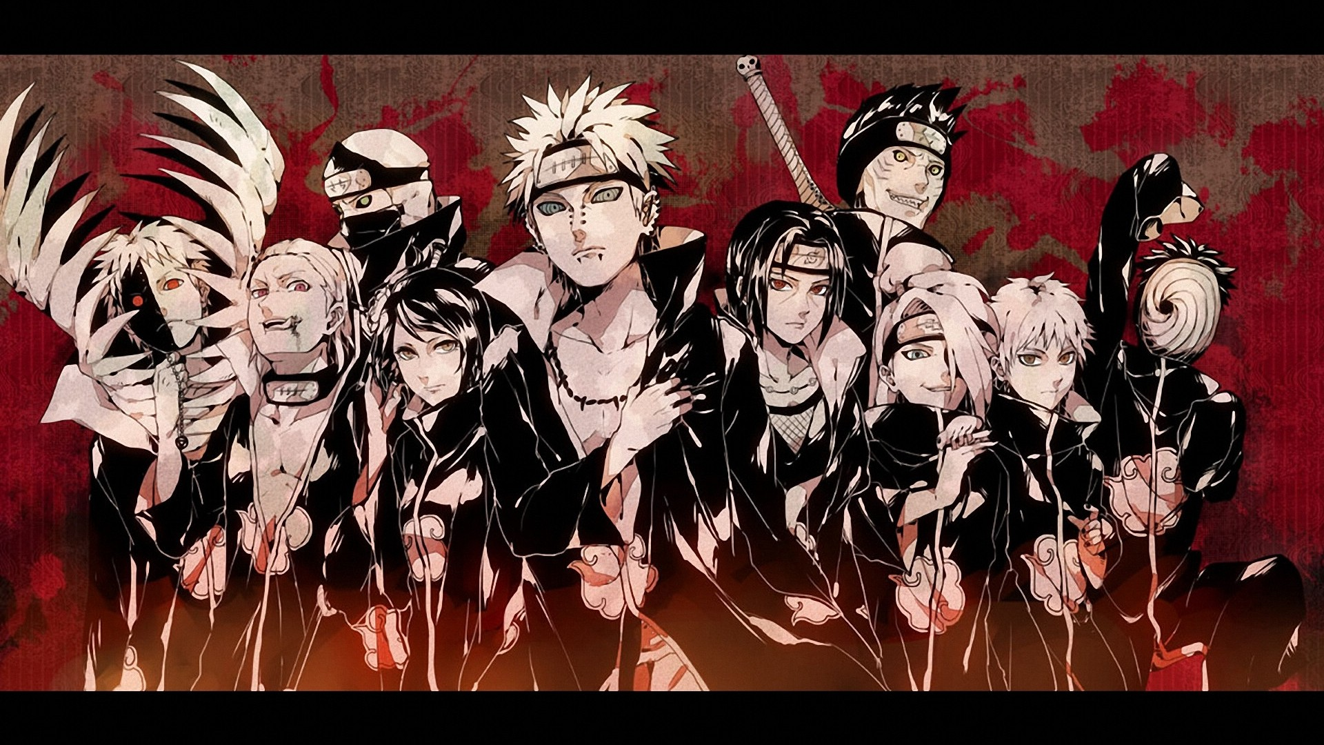 Akatsuki Cool Wallpaper Wallpaper