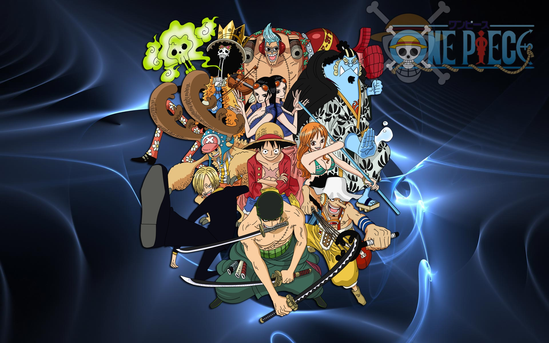 Awesome Wallpaper One Piece