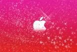 Cute, Pink Apple, HD Wallpapers