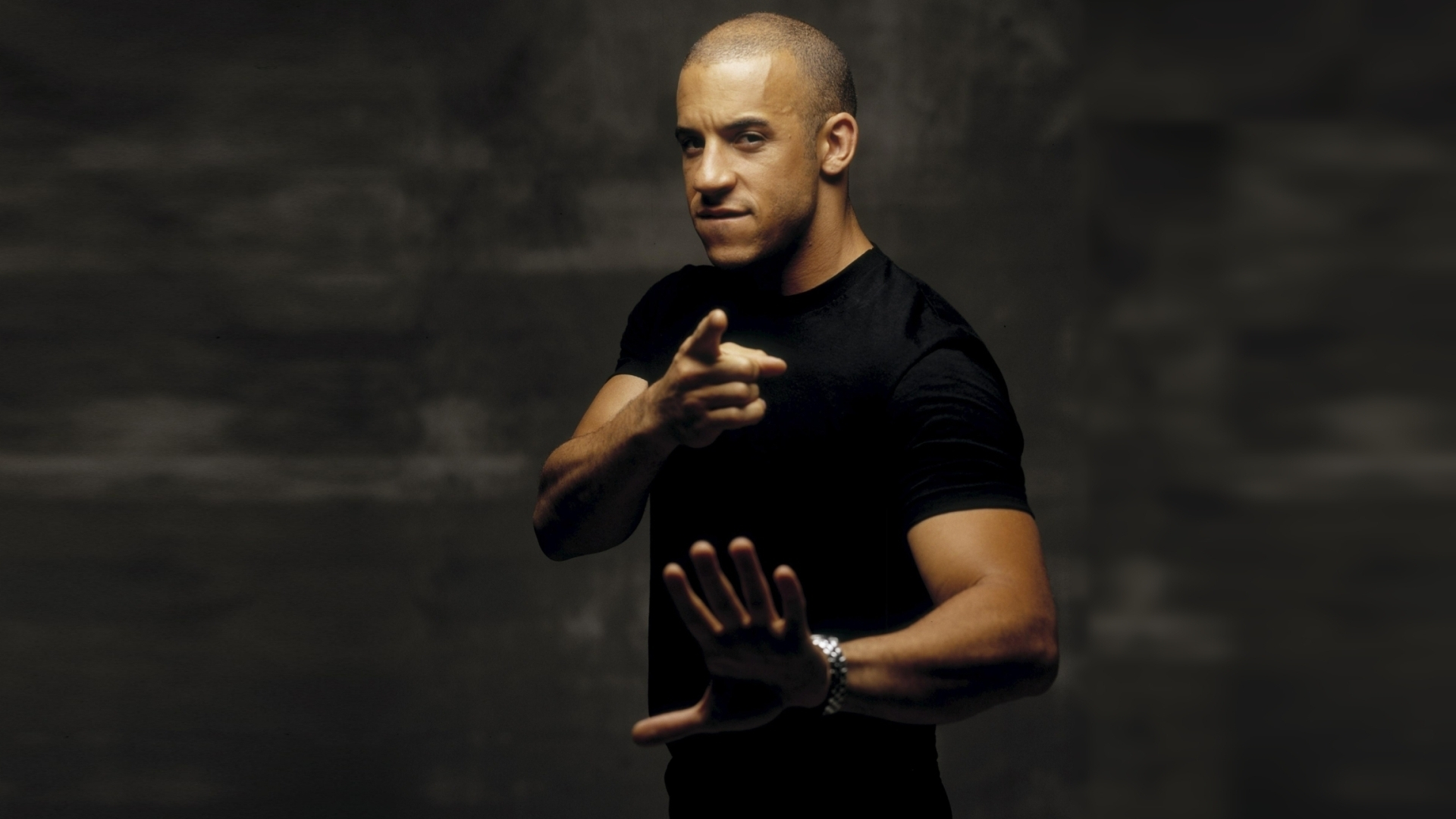 Vin Diesel Awesome HD Image Wallpaper