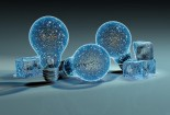 Ice Lamp, Cool, Wallpaper