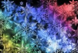 colorful-snowflake